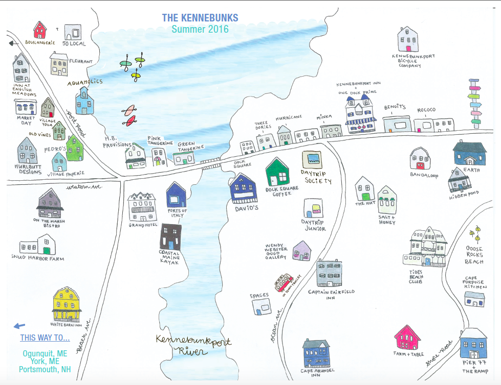 Local Feature Summer It Guide For The Kennebunks Seacoast Lately